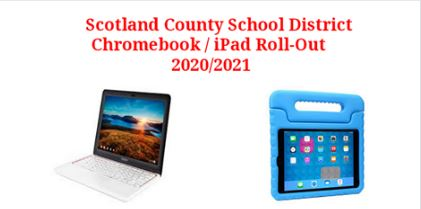 Scotland County School District iPad Roll Out