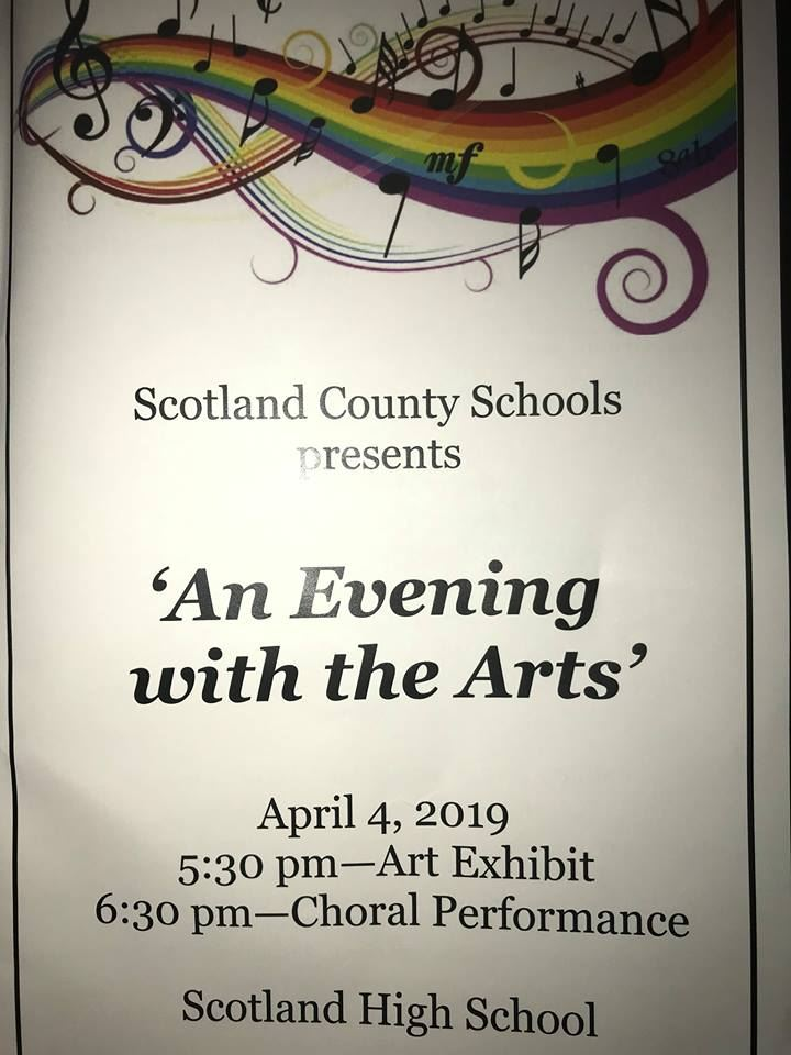 An Evening With the Arts
