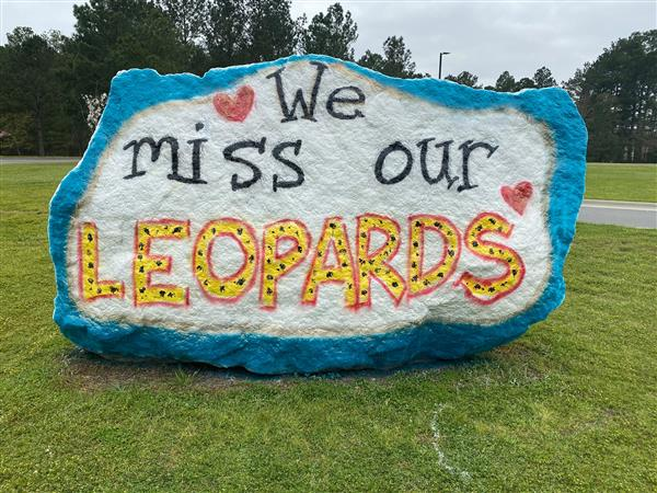 Missing Our Leopards