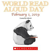 World Read Aloud Day-February 1st