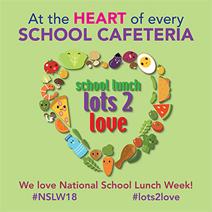 SCS Celebrates National School Lunch Week
